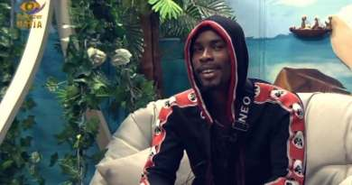 #BBNaija: Neo Akpofure evicted from the Lockdown house