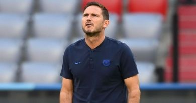 Chelsea boss Frank Lampard teases transfer announcement as Marina Granovskaia strikes