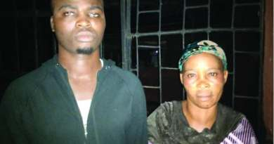 Heartbreaking Story How Man Was Blinded By Aiye Cultists For Refusing To Join Them In Lagos (Photos)