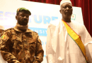 N'Daw, Coup Leader Goita Sworn In As President, VP