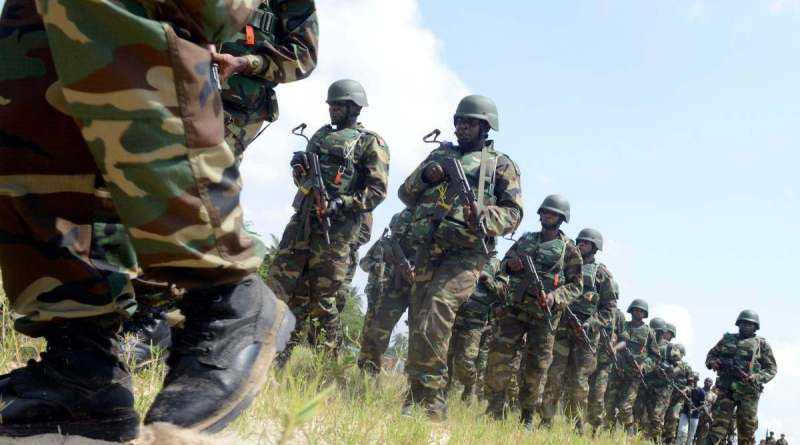 Troops Kill 100 Bandits, Arrest 148 In North-West
