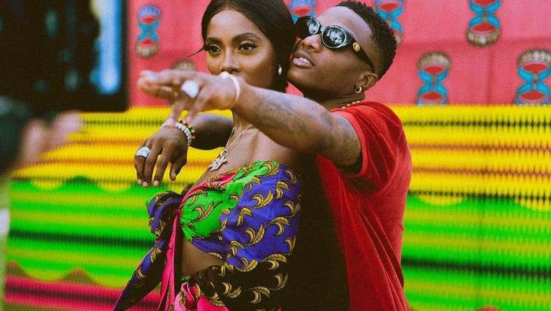 Twitter Influencer Defends Tiwa Savage Against Speculations That She Has A Problem With Wizkid