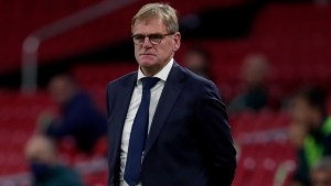 Netherlands had 'huge problems' against Italy, says Lodeweges