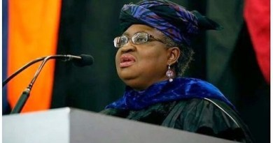 France, Germany, 104 Other Countries Back Okonjo-Iweala