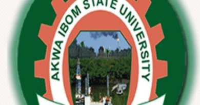 Akwa Ibom University: VC disowns admission, job vacancy advert