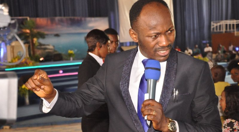 End SARS: Apostle Johnson Suleman sends message to Nigerian pastors