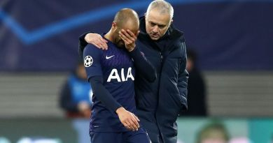 Lucas Moura makes a claim on whether Mourinho brings mentality that Pochettino didn't have