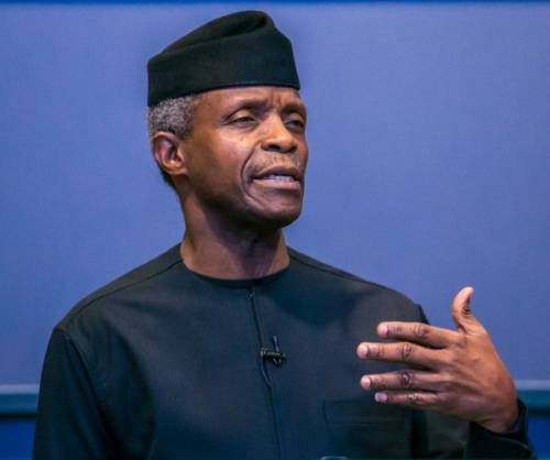 FG Will Ensure Justice For All Victims -Vice President, Osinbajo