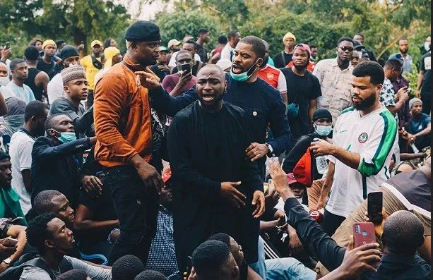 How Female Protesters Gave Me Courage To Join #EndSARS Campaign