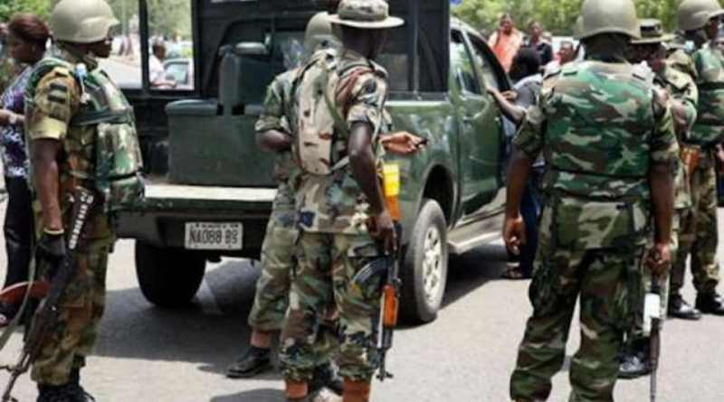 End SARS: Gen Bello ordered soldiers to release bullets at Lekki Toll Gate - Army