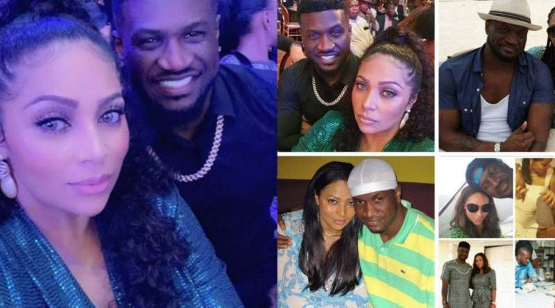 Peter Okoye and wife celebrate 7th wedding anniversary