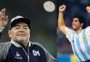 Football Legend, Diego Maradona dies, aged 60.
