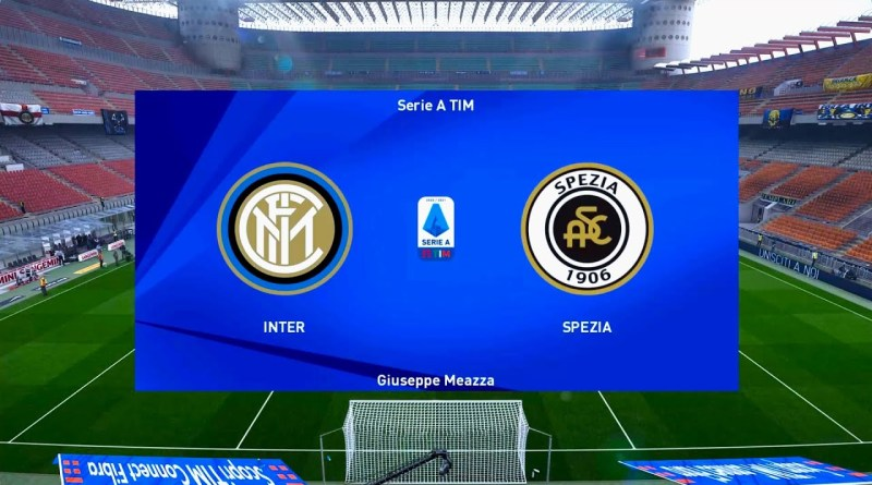 Inter Milan vs Spezia