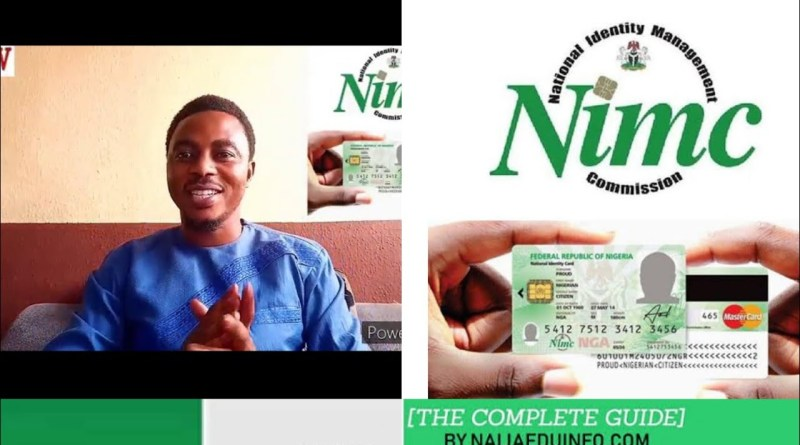 Join the video tutorial on how to get your NIN National Identification Number to avoid blocking your SIM.