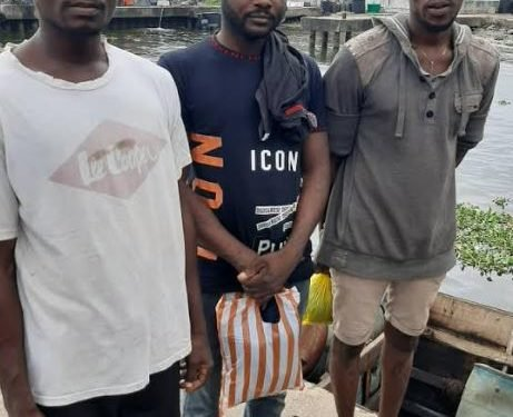 Three Benin Citizens Arrested In Lagos
