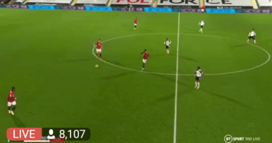 Watch Fulham vs Manchester United Live Streaming