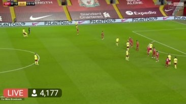 Watch Liverpool vs Burnley Live Streaming