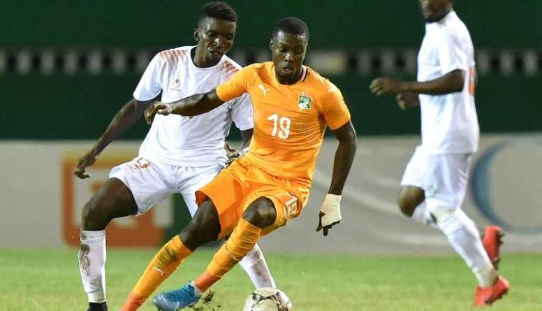 Niger vs Ivory Coast