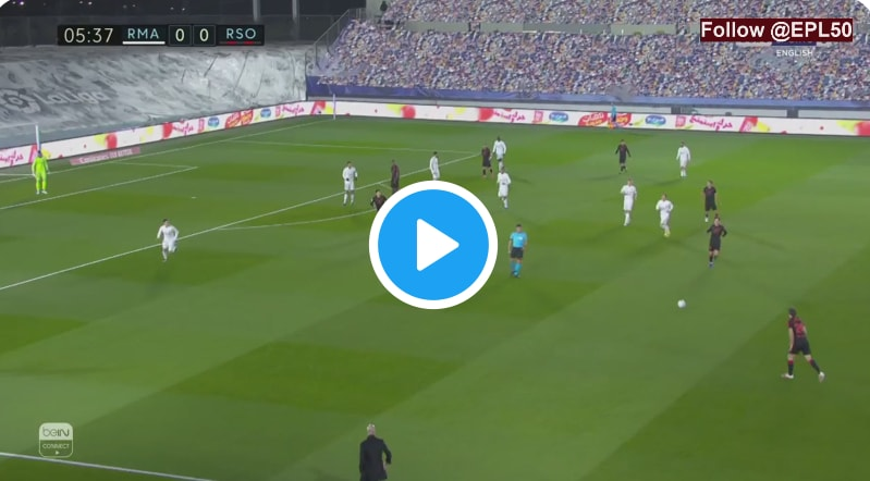 Real Madrid vs Atalanta
