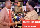 Meet The Man Who Takes Takeover From Prophet TB Joshua, As Evelyn Battles For Successor