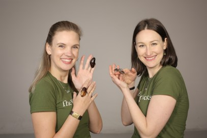 The Bug Chicks (Image Courtesy of StemBox)