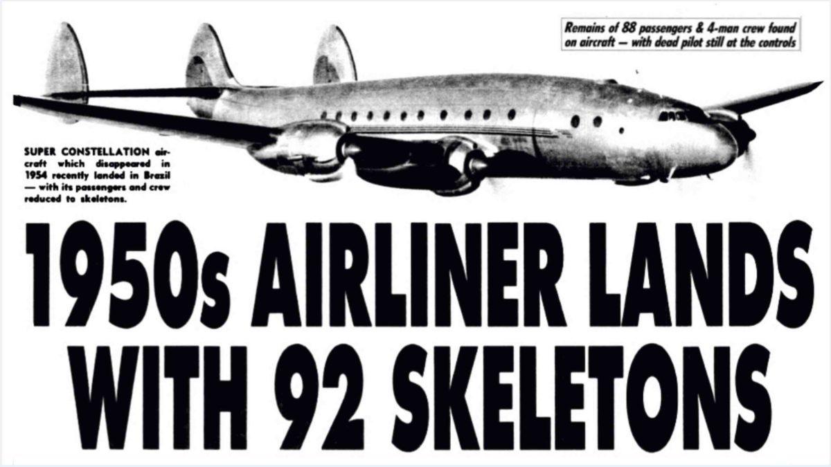 Πτήση 513 του Σαντιάγο: Το χαμένο αεροπλάνο που προσγειώθηκε μετά από 35 χρόνια με 92 σκελετούς επί του σκάφους! 5