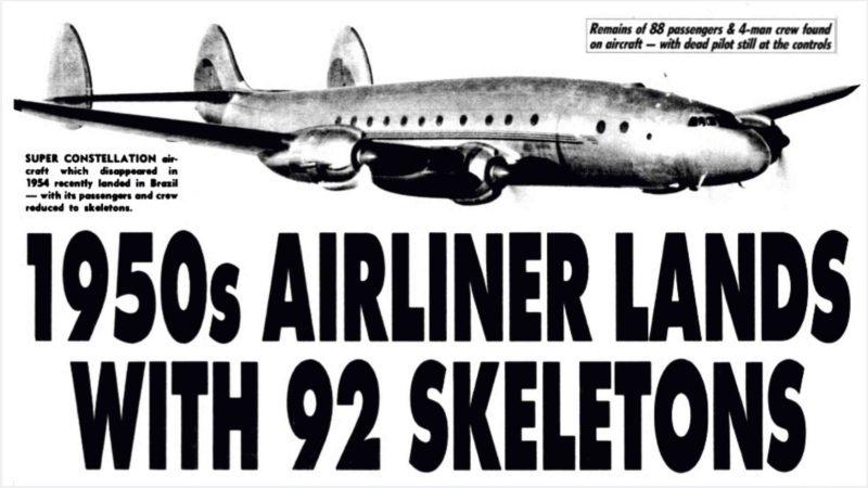 Πτήση 513 του Σαντιάγο: Το χαμένο αεροπλάνο που προσγειώθηκε μετά από 35 χρόνια με 92 σκελετούς επί του σκάφους! 4