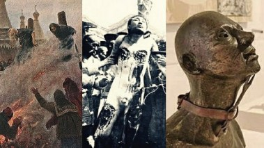 The 12 most gruesome methods of torture and execution in human history 17
