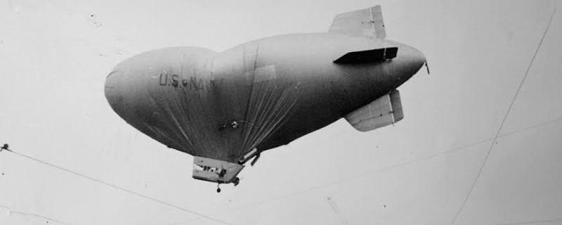Blimp L-8: оның экипажына не болды? 10