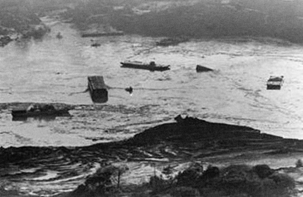 パイヌール湖の災害:湖がかつて岩塩鉱山に姿を消した方法は次のとおり ...