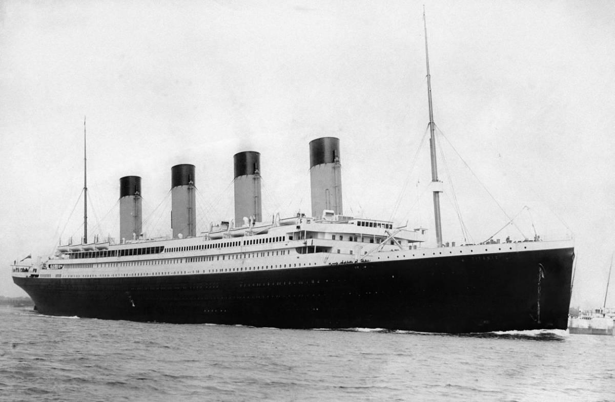 Violet Jessop Titanic Survivor