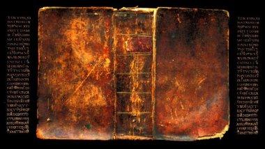 Resnice za hudičevo Biblijo, Harvardska knjiga, vezana na človeško kožo, in Črna Biblija 20