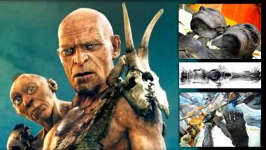 Kap Dwa: Xác ướp bí ẩn của người khổng lồ hai đầu 6