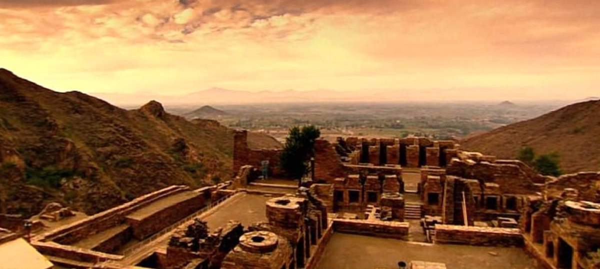 16 thành phố cổ và khu định cư bị bỏ hoang một cách bí ẩn 16