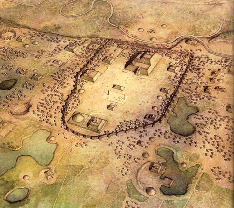 Ancient City of Cahokia