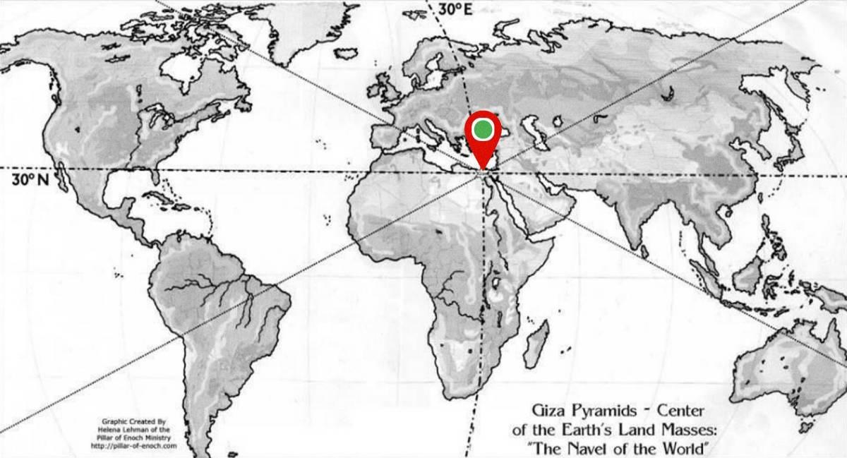 The Earth Grid: Zijn oude monumenten gemaakt vanuit een geheim wereldwijd bewustzijn? 4