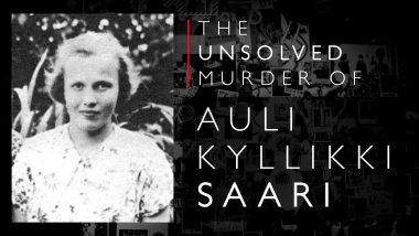 Vụ giết Auli Kyllikki Saari 10 chưa được giải quyết