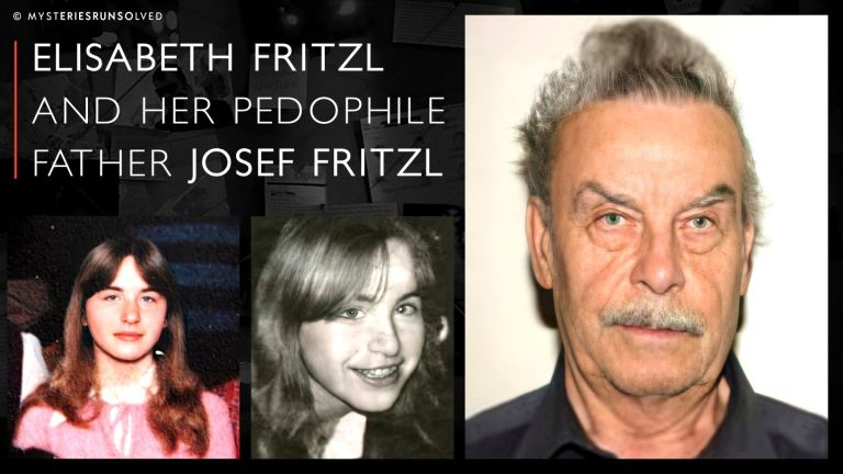 """I Was Born For Rape"" ― Pedophile Josef Fritzl And His Forlorn Daughter Elisabeth Fritzl"