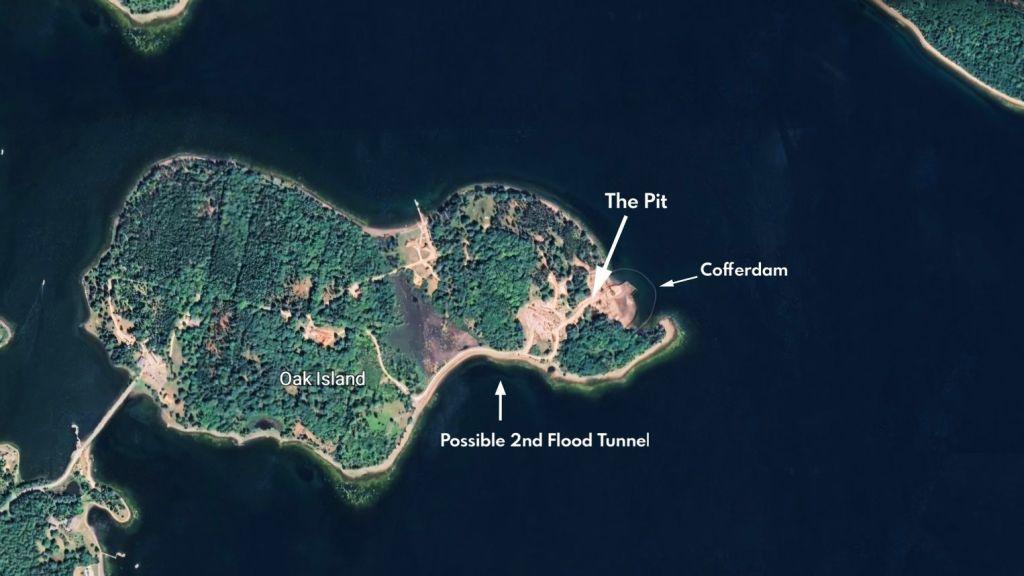Money Pit, Oak Island