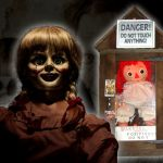 Annabelle Haunted Doll