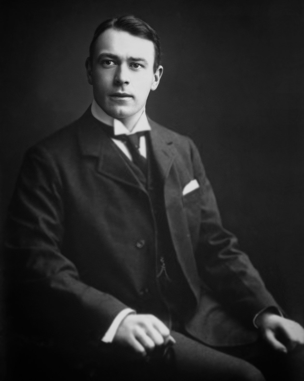Thomas Andrews Jr. Designer of RMS Titanic