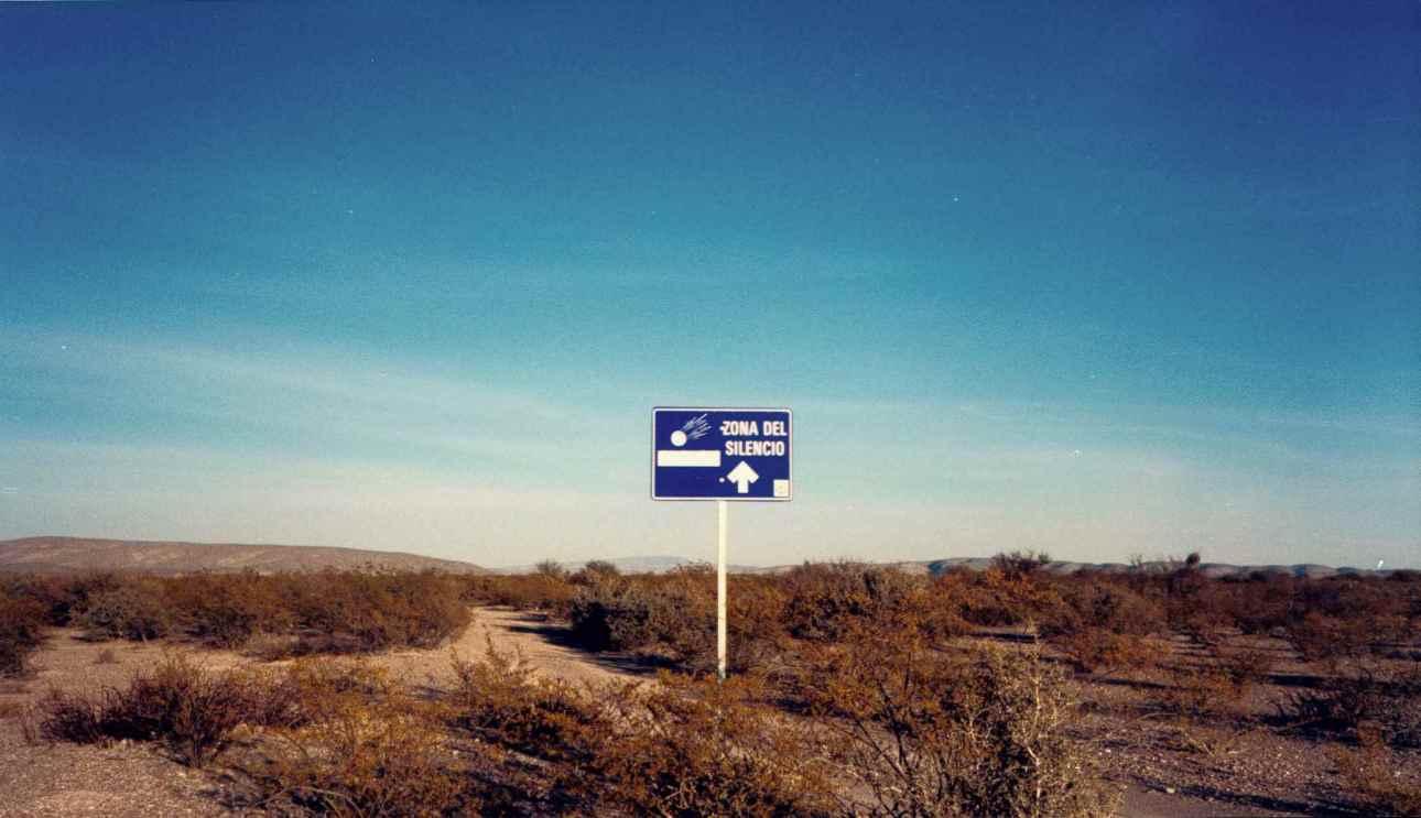 Zone Of Silence, Zona del Silencio, Chihuahua Desert, North Mexico