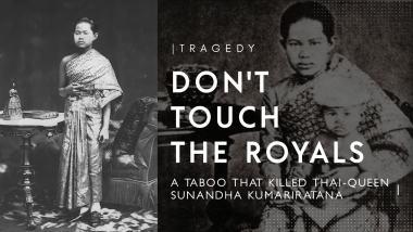 Một điều cấm kỵ phi lý đã giết chết Hoàng hậu Sunandha Kumariratana của Thái Lan