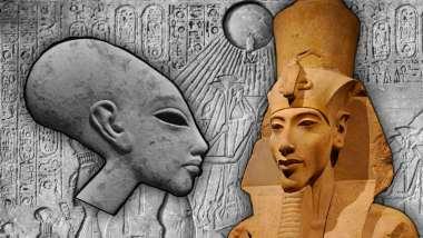 Vua ngoài hành tinh Akhenaten