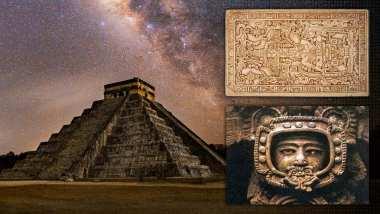 Les Mayas ont-ils été visités par d'anciens astronautes? 8