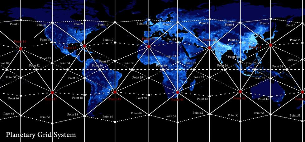 The Earth Grid: Zijn oude monumenten gemaakt vanuit een geheim wereldwijd bewustzijn? 6