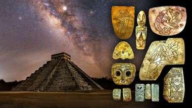 Đồ tạo tác cổ đại được tìm thấy ở Mexico
