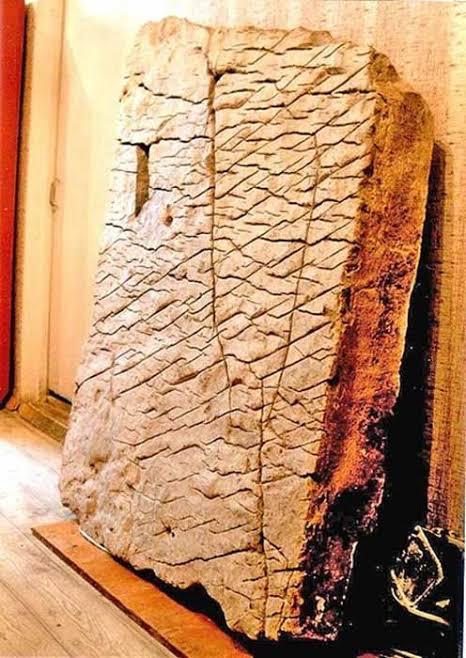 Ural Relief Map: The Dashka Stone © Curiosm