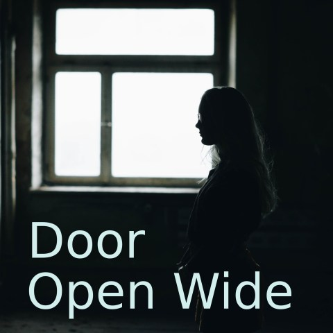 Door Wide Open