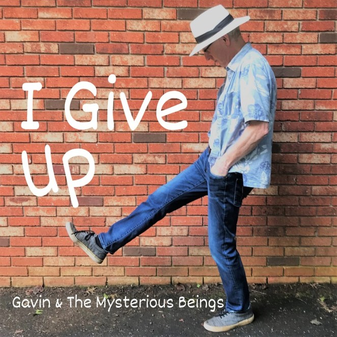 I Give Up Cover
